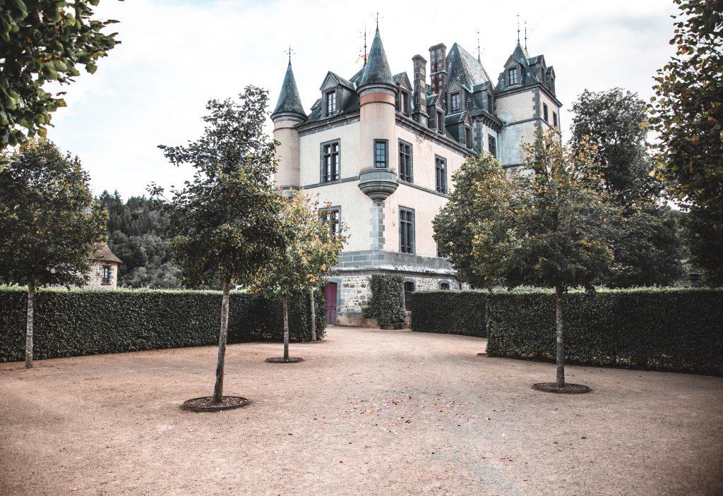 Allée du Château de Miremont