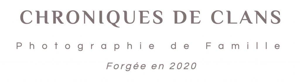 Photographe Clermont-Ferrand Logo Chroniques de Clans