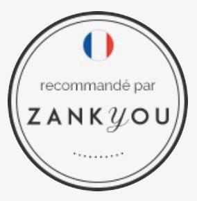 Photographe Clermont-Ferrand Logo recommandation ZankYou